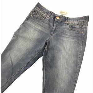 Democracy Size 14 Regular Medium Wash Jean